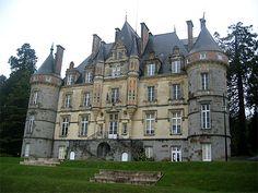 Château de Bagnoles - Orne, Normandie