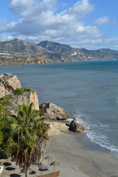 Nerja y Frigiliana. One of our excursions. Thanks Helle for the picture.