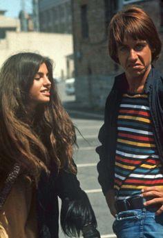 Iggy & Tina San Francisco, CA • 1970