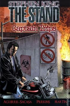 The Stand Captain Trips HC By Stephen King #1B-1ST