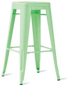 tolix marais bar stool for my kitchen island  sc 1 st  Pinterest & Xavier Pauchard Tolix Style Metal Bar Stool - Light Copper 65cm ... islam-shia.org
