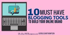 Which of these blogging tools do you have? http://www.drlisamthompson.com/blogging-tools/