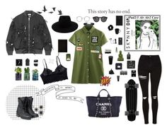 """""""Random #39"""" by flxridoskxilos ❤ liked on Polyvore featuring PLDM by Palladium, Moscot, Facetasm, Topshop, Jayson Home, rag & bone, Monki, Urban Trends Collection, Clinique and Nearly Natural"""