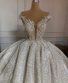Fancy Wedding Dresses, Cute Prom Dresses, Princess Wedding Dresses, Pretty Dresses, Bridal Dresses, Beautiful Dresses, Beautiful Dream, Gown Wedding, Quince Dresses