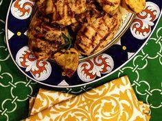 Rosemary Lemon Chicken   Hen House Linens Blog