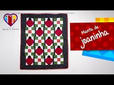 Manta colcha ou panô em patchowrk da Joaninha - Faça esta peça no Maria Adna Ateliê - Endereço: Av. das Carinas, 739, Moema, São Paulo - Fones: 11-5042-0145 e 11-99672-8865 (WhatsApp), Email: ama.aulasevendas@gmail.com. Estacionamento próprio. FACEBOOK: https://www.facebook.com/MariaAdnaAtelie