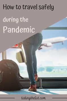 Travelling during the pandemic can be daunting. I've put together a guide on how to stay safe while flying.