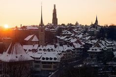 Old Town of Bern.
