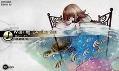 Walking By the Sea-Deemo