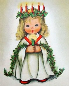 belles images charlotte byj - Page 2 Christmas Scenes, Christmas Past, Christmas Angels, Christmas Crafts, Illustration Noel, Christmas Illustration, Illustrations, Vintage Christmas Images, Vintage Holiday