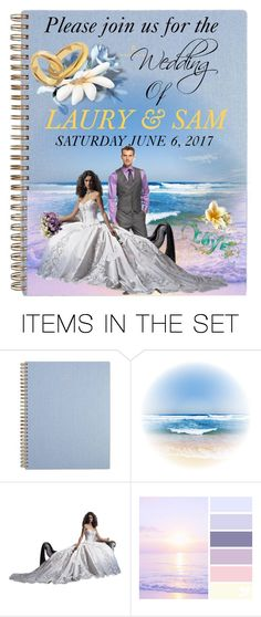 """wedding invitation"" by georgine-d ❤ liked on Polyvore featuring art"