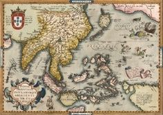 In 1570, Flemish cartographer Abraham Ortelius compiled the so-called  'first modern atlas', the Theatrum Orbis Terrarum, a compilation of 53 maps  of region...