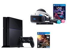 PlayStation VR Launch Bundle 3 ItemsVR Launch BundlePlayStation 4 and VR Game Disc PSVR EVValkyrie ** Want additional info? Click on the image(It is Amazon affiliate link). #likeall