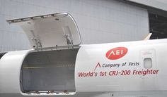 Maiden flight for CRJ200SF converted freighter - Air Cargo News