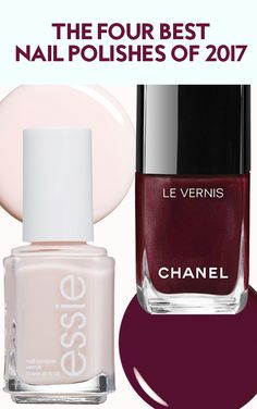 See the four nail colors that we've declared the best of the year.