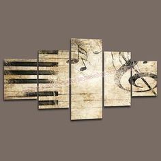 Home Decor Canvas 5 Piece Canvas Art Paintingof Music Melody for Living Room Canvas Prints Hanging Panel Large Canvas Art Cheap - http://www.aliexpress.com/item/Home-Decor-Canvas-5-Piece-Canvas-Art-Paintingof-Music-Melody-for-Living-Room-Canvas-Prints-Hanging-Panel-Large-Canvas-Art-Cheap/1402108640.html