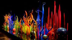 Artist Spotlight: Dale Chihuly @ The Dallas Arboretum | RSVP ...