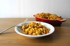 NEW | Jambalaya Mac and Cheese