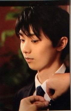 Tsuyoshi ... supposedly looking masculine....