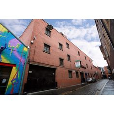 Oh Yeah Music Centre, Belfast, Northern Ireland (UK) | Outlet Building ❤ liked on Polyvore featuring other