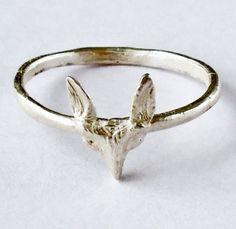 PROKIć JANJA prsten Super Powers liška stříbrný 578666c1c3a