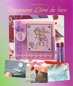 Handbook of Parchment Crafts Basics Book (French) (97604)