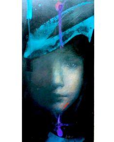 Tears-1972 Mourlot Lithograph Paul Wunderlich-Galerie Berggruen