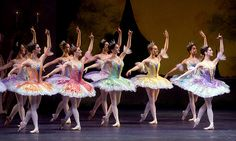 American Ballet Theatre's The Sleeping Beauty, The Good Fairies Sleeping Beauty Costume, Sleeping Beauty Ballet, Sleeping Beauty Fairies, Ballet Tutu, Ballet Girls, Ballet Dancers, Ballet Costumes, Dance Costumes, Baby Costumes