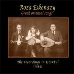 Roza Eskenazi (Greek: Ρόζα Εσκενάζυ) (mid-1890s – 2 December 1980) was a famous Jewish-Greek singer of rebetiko and Greek folk music born in Constantinople, whose recording and stage career extended from the late 1920s into the 1970s.Eskenazi was born Sarah Skinazi to an impoverished Sephardic Songs With Meaning, Folk Music, Working Area, Eminem, 1920s, Meant To Be, Stage, Greek, Lyrics