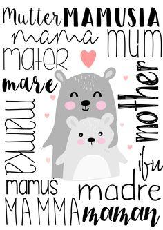 boombom: Plakat na Dzień Matki