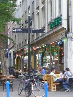 Restaurant Bazar (Rotterdam, the Netherlands)
