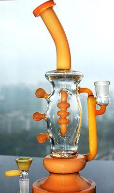 """12"""" The Dragon Glass Bong"""