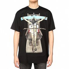 (ジバンシー) GIVENCHY Men's T shirts 16SS スター・ジーザス オーバーフィットTシャ... https://www.amazon.co.jp/dp/B01HFZRREO/ref=cm_sw_r_pi_dp_yrkCxbTRE02K6