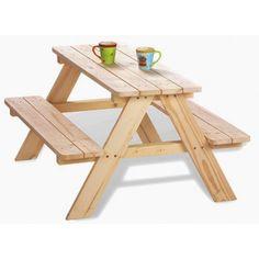 Picknicktafel kinderen 4 - Buitenspeelgoed
