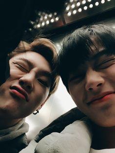 Hyunbin & Longguo