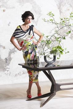 Antonio Marras Fall 2020 Ready-to-Wear Fashion Show - Vogue Timeless Fashion, New Fashion, Fashion Show, Fashion Design, Fashion Trends, Fashion Spring, Fashion Details, High Fashion, Antonio Marras