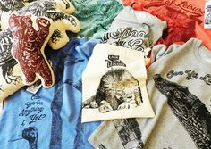Lion of Leisure – Hand Printed, Super Soft Beast with the Great Sense of Humor