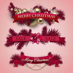 Christmas Banner from Flickr banner design   X-mas Banner Design ...