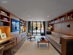 Mark Zeff Gives New Life to a 19th-Century Town House