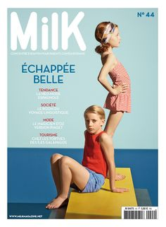 MilK 44 est en kiosque ! MilK 44 is now available!