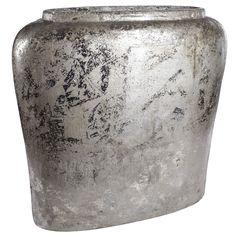 Töpfe - Silverlook ceramic pot oval xl