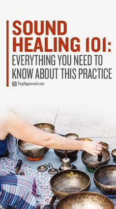 Sound healing is an alternative medicine that can help with many common ailments. This article defines sound healing and how it works. Healing Meditation, Meditation Music, Singing Bowl Meditation, Meditation Crystals, Healing Crystals, Sound Healing, Self Healing, Alternative Therapies, Alternative Medicine