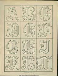 Resultado de imagem para monogramas vazados