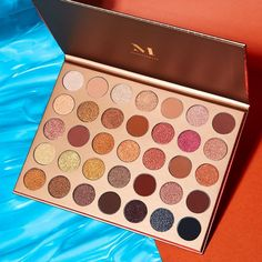 🌅Morphe Bronze goals palette ➡Swipe left by Bliss Fish Makeup, Make Makeup, Makeup Brush Set, Skin Makeup, Make Up Palette, Makeup Brands, Best Makeup Products, Beauty Products, Paleta Morphe