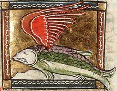 Medieval Bestiary : Sawfish Gallery