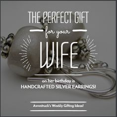Everyone has a different personality and hence their own choice of #gifts. Here is a suggestion from us at #awwstruck. #theperfectgift #giftingideas #wecare