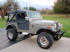 1985 Jeep CJ7 SUV 4x4 for sale in Imlay City, Michigan