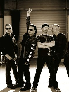 U2. My rock band.