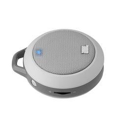 JBL Bass Port Micro-II Portable Speaker (White)