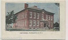 High School PLEASANTVILLE NJ